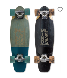 Mindless Stained Daily III Cruiser Longboard - Momma Trucker Skates