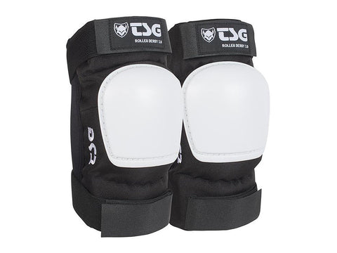 TSG Roller Derby 3.0 Elbow Pads - Black - Momma Trucker Skates