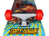 "Tony Hawk SS 180 Complete Skateboard 7.75 "" - Golden Hawk - Momma Trucker Skates"