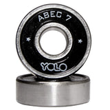 Yolo Abec & Bearings 8pk - Momma Trucker Skates