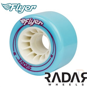 Radar Flyer Wheels - Momma Trucker Skates