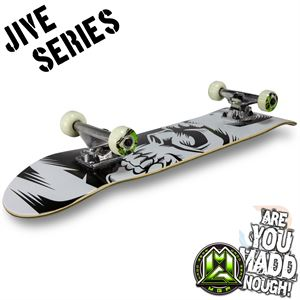 MGP Jive Series Sk8boards - To Be - Momma Trucker Skates