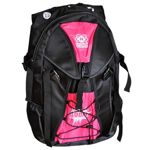 Atom Skates Backpack - Pink - Momma Trucker Skates