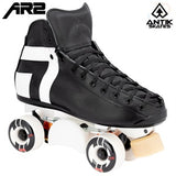 Antik AR2 Vegan -Black - Boot Only - Momma Trucker Skates