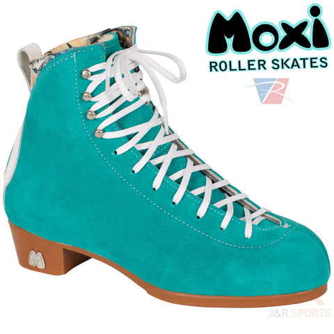 Custom Colour Moxi Jack Boots -  Floss, Poppy Red, Pool Blue, Fuchsia, Taffy, Strawberry PRE ORDER - Momma Trucker Skates