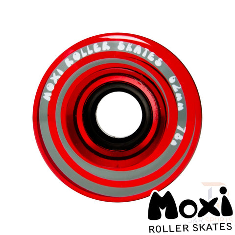 Moxi Juice Wheels - All Colours! - Momma Trucker Skates