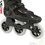 Seba 17' High Light Carbon 310 Inline Skates - Momma Trucker Skates