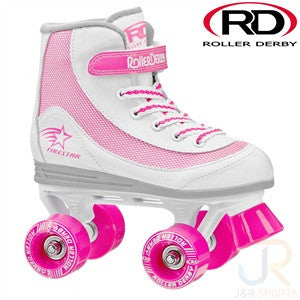 Kids Fixed size Roller Skates Basic Package - Momma Trucker Skates