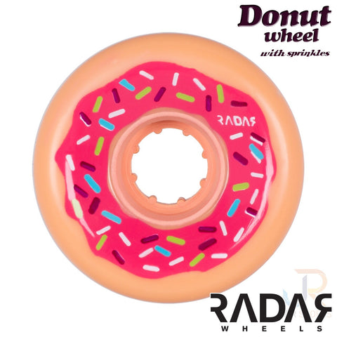 Radar Donut Outdoor Wheels - Momma Trucker Skates