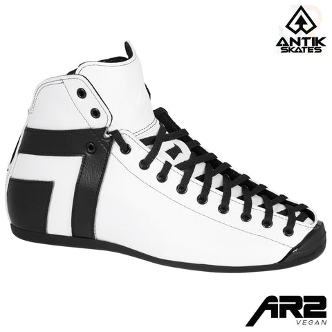 Antik AR2 Vegan -White - Boot Only - Momma Trucker Skates