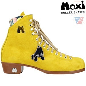 Moxi Lolly Pineapple Skates Boot Only - Momma Trucker Skates