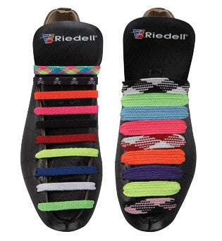 Assorted Riedell laces - Momma Trucker Skates