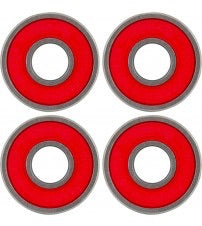 Fracture Premium Abec 5 Red Bearings