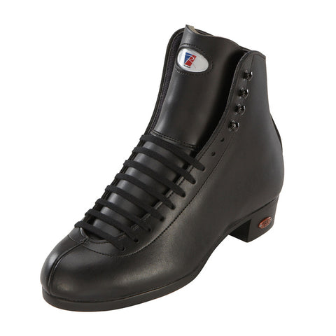 Riedell 120 Raven Quad Boot Only - Black or White - Momma Trucker Skates