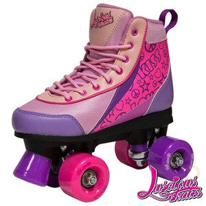 Luscious Pure Passion Retro Skates - Momma Trucker Skates