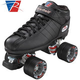 Riedell R3 Basic Skate Package - Momma Trucker Skates