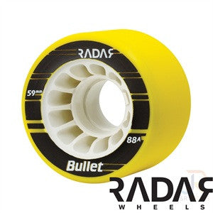 Radar Bullet Wheels - Momma Trucker Skates