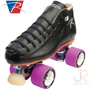 Riedell Torch Roller Skate Package - Momma Trucker Skates