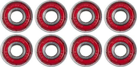 Supreme Abec 5 Bearings 8pk