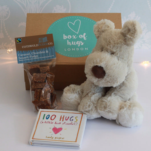 Puppy Love Hug | Gift Box of Hugs