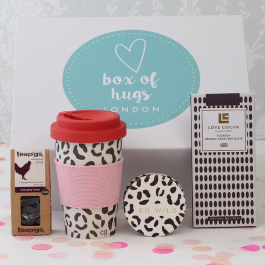A Little Zebra Love Hug In Box