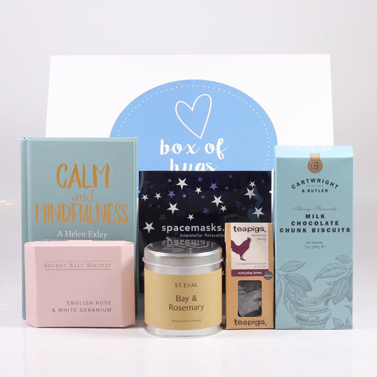 Employee Gift Box - The Calm & Mindfulness Gift Box