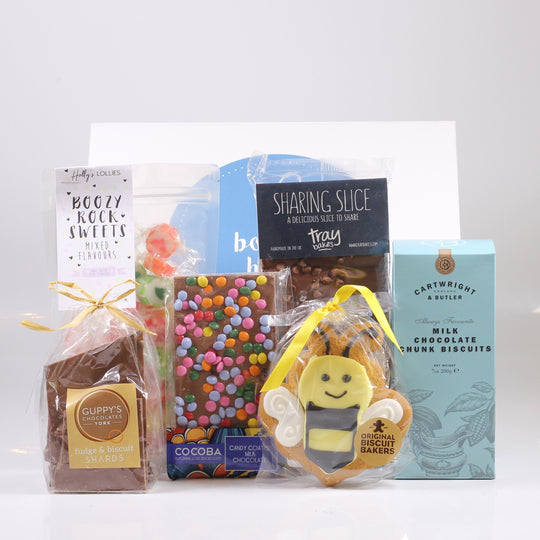 Employee Gift Box - The Sweet Treats Box