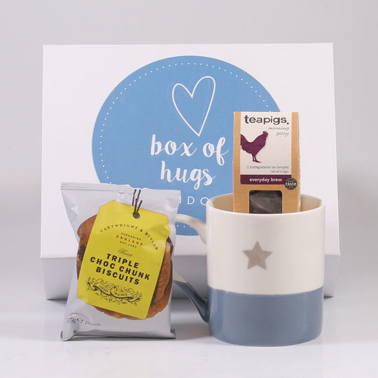 'Mini' Employee Gift Box - Tea Break Box