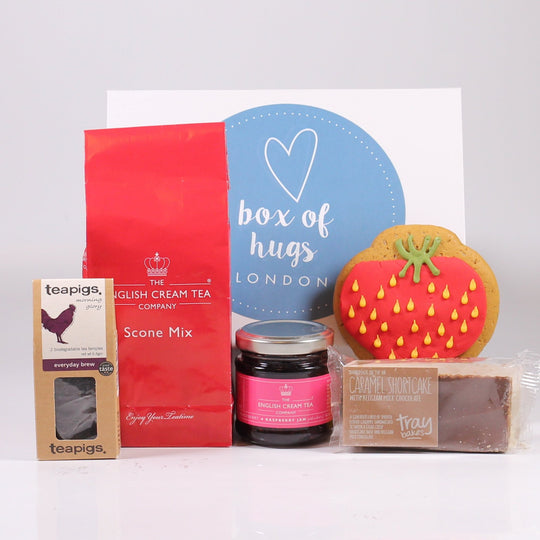 'Mini' Employee Gift Box - Afternoon Tea Box