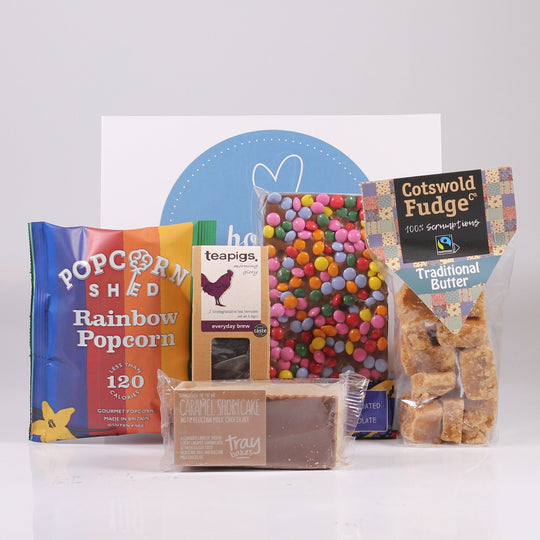 'Mini' Employee Gift Box - Afternoon Pick Me Up Box
