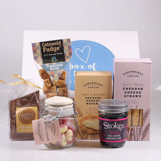 Employee Gift Box - Mixed Treats Box