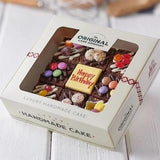 Employee Gift Box - A Birthday Cake In A Box - For Him