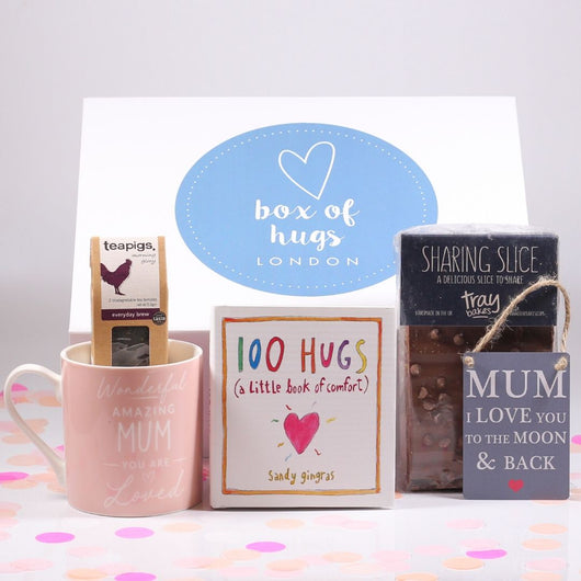 Love & Hugs For You Mum Hug Gift Box