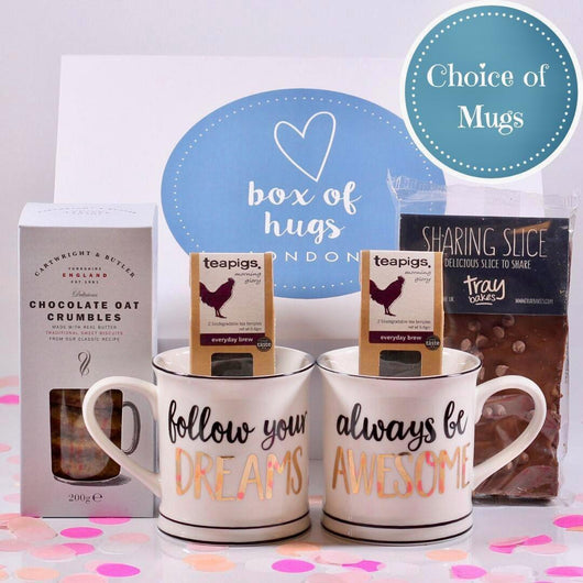 Tea For Two Hug In A Box Gift