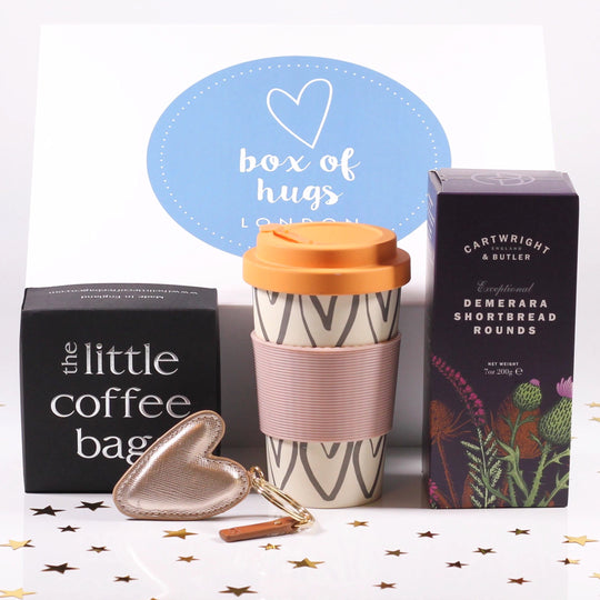 Love Coffee On The Go Hug In A Box