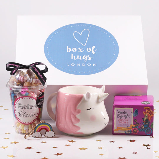 A Magical Cuppa Hug In A Box