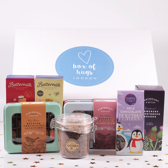 Treats for Everyone Sharing Hug Hamper