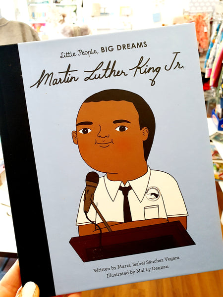 Little People Big Dreams: Martin Luther King Jr.