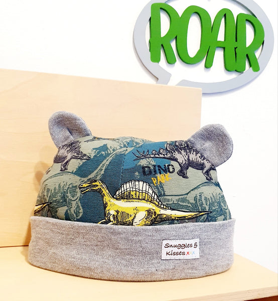 Dinosaur Print Hat NEW FOR S/S 2021!!