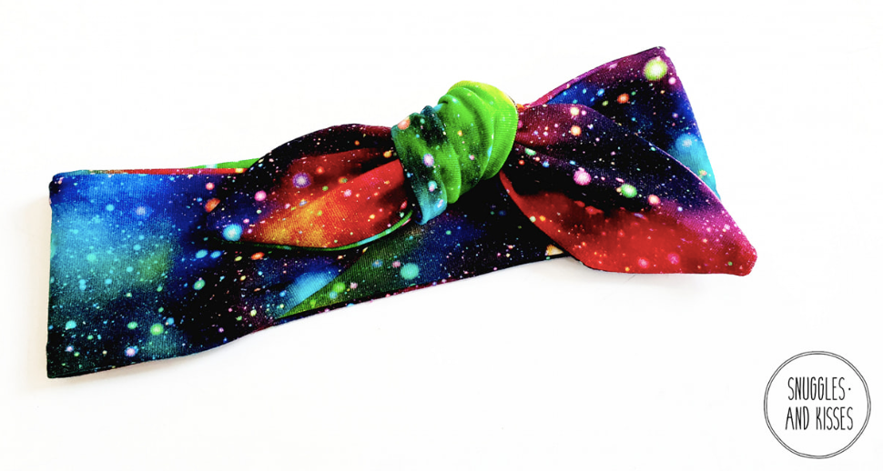 Galaxy Hairtie NEW FOR A/W2020!