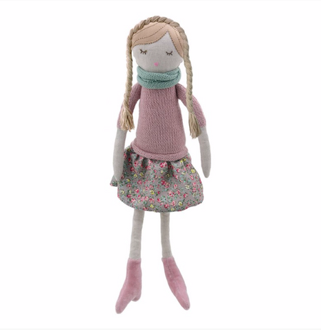Wilberry Doll-Pink