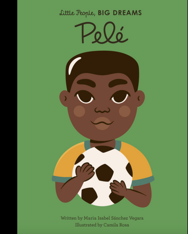 Little People Big Dreams: Pelé