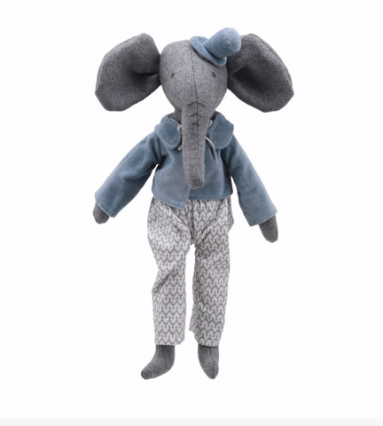 Wilberry Friends-Mr. Elephant