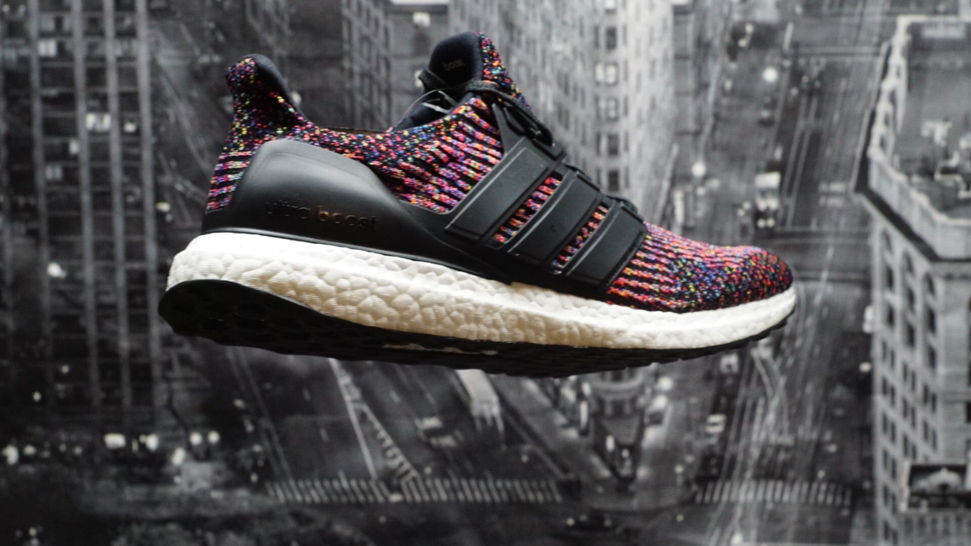 ADIDAS ULTRA BOOST 3.0 MULTI COLOR