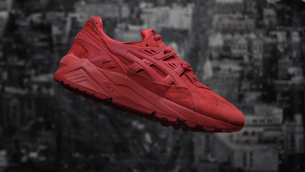 ASICS GEL KAYANO TRIPLE RED M