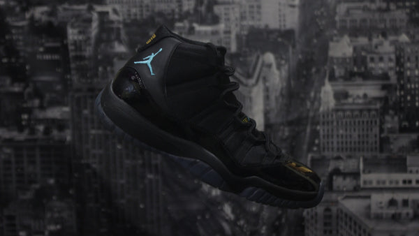 AIR JORDAN RETRO XI GAMMA