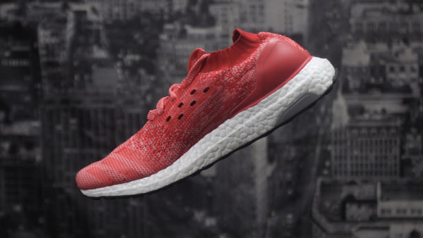 ADIDAS UNCAGED ULTRA BOOST SOLAR RED