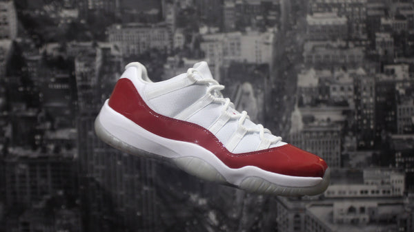 AIR JORDAN RETRO XI LOW CHERRY