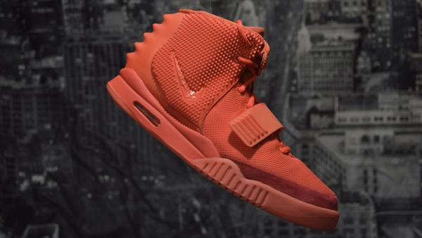 NIKE AIR YEEZY 2 SP RED OCTOBER VNDS DB