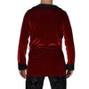 Hugh Hefner Red Velvet Robe: Great for costume or house party!